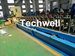 Quality 15 KW Forming Motor Power Cold Roll Forming Machine For Producing Steel Cable for sale