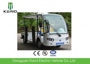 China Low Noise Smart Electric Sightseeing Car / 4 Seater Electric Car on sale