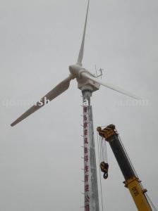 China 3KW off-grid horizontal axis wind turbine on sale