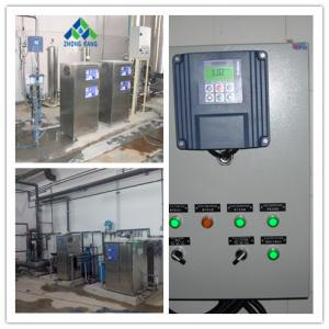 China Corona Commercial Ozone Generator Bottled Water Treatment 24 Hours Continuously Working supplier
