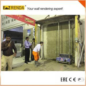 China 7-8 Times Efficiency Concrete Plastering Machine Mechanical render sprayer on sale