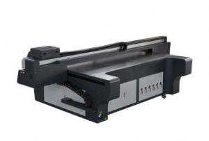 China Metal Ceramic Uv Digital Printing Machine , Mobile Back Cover / Mirror Printing Machine on sale
