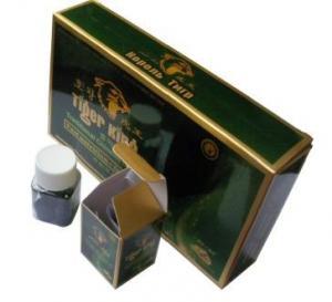 China 自然なトラ王ハーブの男性の強化の性の丸薬、副作用無し on sale