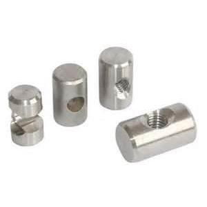 China Customizable spring steel, aluminum alloy, POM, ABS CNC Lathe Parts with powder coating on sale