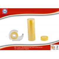 Water - based Acrylic Adhesive BOPP Stationery Tape For School / Office