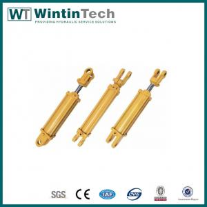 China Tie Rod Cylinder Hydraulic cylinder hydraulic ram for Agricultural machinery on sale