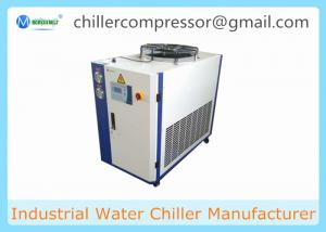China 3HP Small Water Chiller for Plastic Blow Molding Machine With Water Tank on sale