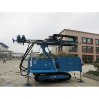 Drilling Rig DTH Hammer Land Drilling Rigs Machine Piling Foundation Drill MDL - 150H