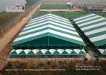 30M x 55M Waterproof and Colorful Sport Event Tents For Footaball and Soccer