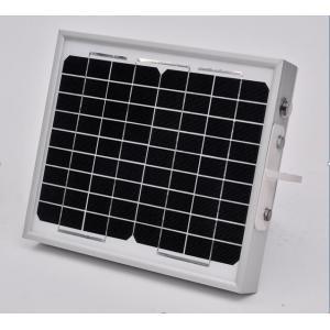интегрированный 5В солнечный материал алюминиевого сплава уличного света, все в одном свете сада дизайна