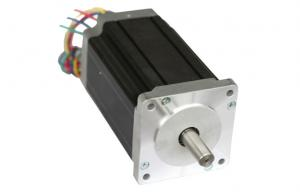China 80℃ Max Temperature RiseNEMA 34BHT(inch)- 86BHT (mm)Series 3 phase stepper motor wholesale