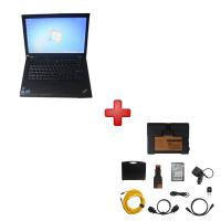 Super BMW ICOM A2 BMW Diagnostic Tools With  2018.5V HDD Plus Lenovo T410 Laptop Support Multi Languages