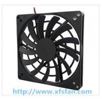 100*100*12mm 12V/24V DC Black Plastic Brushless Cooling Fan DC10012