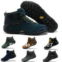 Hot sale new designer brand Merrell mens walking shoes Hiking Boots, Women
