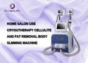 China 2 Head Cold Therapy Ultrasonic Cavitation Body Slimming Machine Fat Freeze Machine on sale