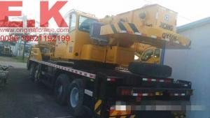 China 2012 XCMG mobile crane truck crane boom crane 50ton boom truck crane (QY50K) jib crane on sale