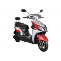 Powerful Electric Scooter Bike , Electric Mobility Scooter Front Disc Rear Drum