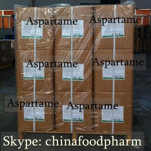 China Sweetener Aspartame Manufacturer and exporter, Wholesale price with high quality on sale