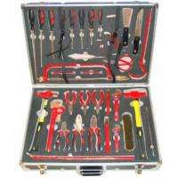 China 36 - Piece Non Magnetic Tool Kit / Non Sparking Tools With Rugged Duty Case on sale