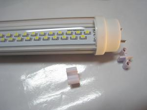 China For family T10 led tube -40℃ or 50℃ 50000h 2700 - 7500K transparent PC cover 3528 SMD LED on sale
