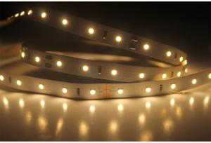 China Nichia 3030 Led strip 24VDC Led Lights 300leds 5m White led strip 3 Steps supplier