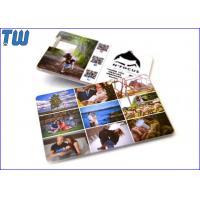 China Business Card 8GB Thumb Drive 360 Degree Twister Mini UDP Chip on sale