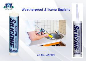 China Anti-fungus Liquid Neutral Silicone Sealant Weatherproof and Mildew Proofing on sale