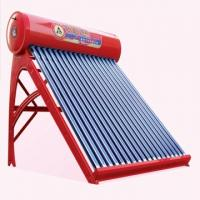 Home Appliance Compact Non-pressure Solar Power Water Heater