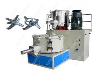 China CE Industrial Stainless Steel Plastic Mixer High Speed For PVC Resin Mixing on sale