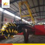 24 inch Cutter Suction Sand Dredger for Construction Machinery
