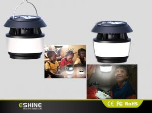China Multifunctional LED Solar Camping Lantern For Travelling / Solar Tent Lamp on sale