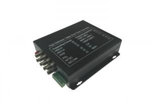 China AHD 1080P Video Audio Data Fiber Media Converter 8Ch 1310nm/1550nm Wavelength on sale
