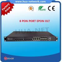 1U 8PON 16 PON GPON EPON fiberhome olt sfp manufacturer