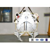 China 1000lbs Diamond Wire Guillotine Saw ROV Control With Imported Diamond Rope on sale