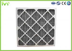 China Compact Design Activated Carbon Air Filter Odor Absorption Excellent Removal Performance on sale