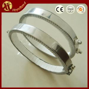 China Air cooling ceramic band heater for extrusion machines on sale