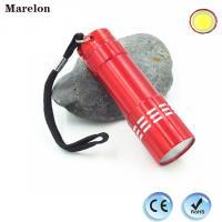 Cob LED flashlight, cob led torch, mini LED flashlight with landyard