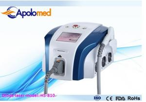 China High cooling system Portable Diode Laser Hair Removal Machine 810nm on sale