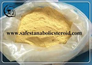 Quality Trenbolone Acetate Powder Tren Ace For MUSCLE  Growth Light / Dark Yellow Powder  CAS 10161-34-9 for sale