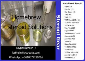 Bodybuilding Oil Based Steroids Andropen 275 Test A / Test D / Test