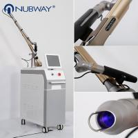Medical CE Approval nd yag laser tattoo removal 1064nm & 532nm Q switch Nd Yag Laser Tattoo Removal Machine