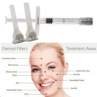 2ml fine& derm wrinkle reducing filler injectable HA gel, Anti wrinkle HA filler Cross linked Hyaluronic acid gel
