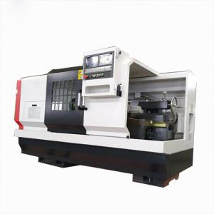 China 3200kg CNC Lathe Machine CK6140 / CK6150 / CK6160 Horizontal Spindle CK Series on sale