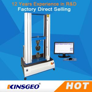 China High Accuracy Tensile Strength Testing Machine OEM / ODM Available on sale