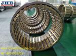 Metals construction NNU4980MAW33 cylindrical roller bearing 400x540x140 mm brass cage