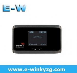 China Unlocked Sierra Aircard 763S GPS 100Mbps 4G LTE AWS(1700/2100)/2600MHz Wireless Router on sale