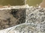 Unique Bianco Antico Countertops , Kitchen Bianco Antico Granite Tiles