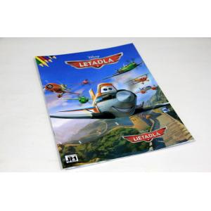China Professional Coloring Custom Photo Book Printing With Matt/Gloss Varnish For Kids on sale