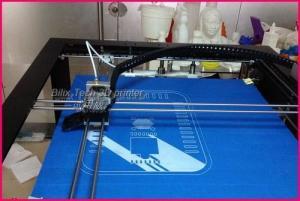 China 3D prototype printer 1000*1000*1200mm, desktop FDM 3D printer fo rapid architecture model on sale