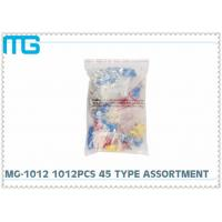 China Power cable wire Terminal Assortment Kits  With different type ,Transparent plate packing CE on sale